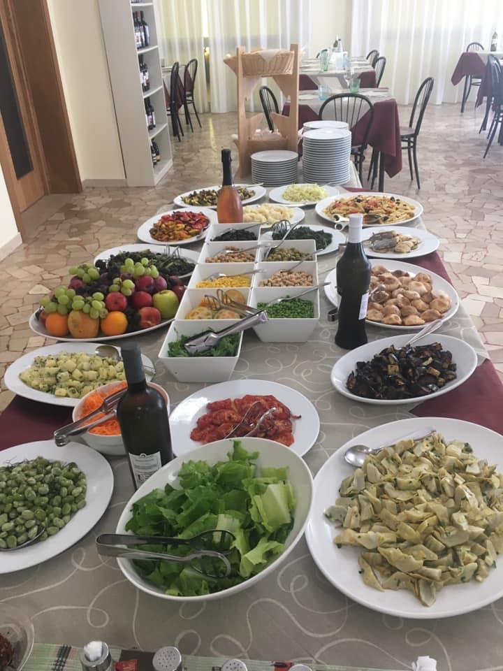buffet pranzo 2